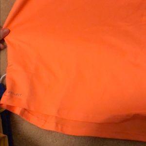Nike Shirts - Nike running quarter zip